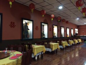 Instalaciones restaurante Hui Feng Zaragoza