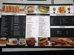 menu restaurante molarepa zaragoza