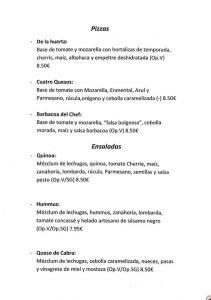 carta3 Restaurante Laquinoa