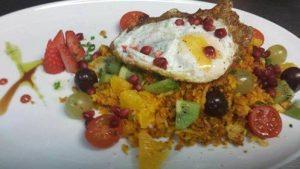 migas Restaurante Laquinoa