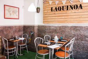 salón Restaurante Laquinoa