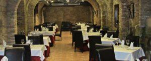 salon restaurante la Lobera de Martín