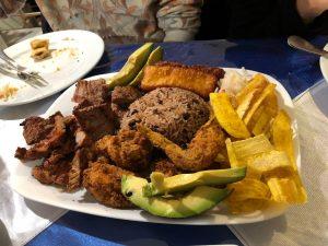 fuente restaurante Duo Latino de Zaragoza