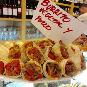 Burrito de Casa Luis Zaragoza