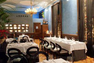 instalaciones restaurante Teatro Principal de Zaragoza