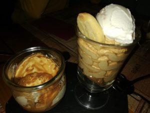postre restaurante la Birolla Zaragoza