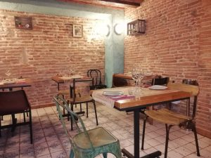 salón restaurante la Birolla Zaragoza