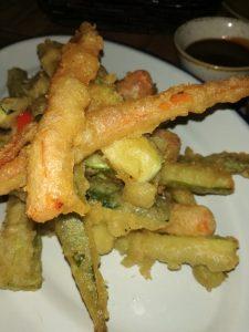tempura restaurante la Birolla Zaragoza