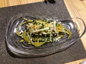 panceta restaurante Nola Gras de Zaragoza
