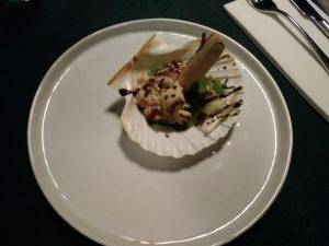 aperitivo restaurante el dieciseis zaragoza