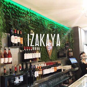 instalaciones restaurante Izakaya Zaragoza