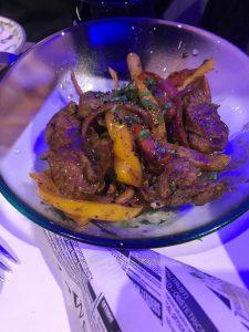 lomo salteado restaurante acicate zaragoza