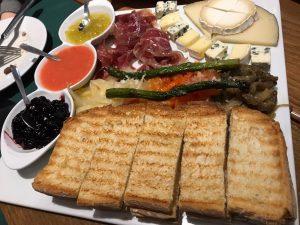 tabla varela Restaurante VarelaVieja Zaragoza