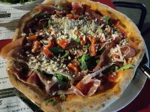 Pizza restaurante Leone de Zaragoza
