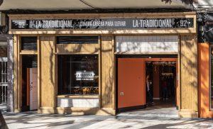 instalaciones restaurante la tradicional de zaragoza