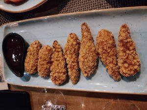 fingers de pollo distrito 37 zaragoza