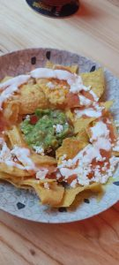 nachos taqueria adelina zaragoza